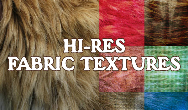 50 FREE fabric textures for your creative designs