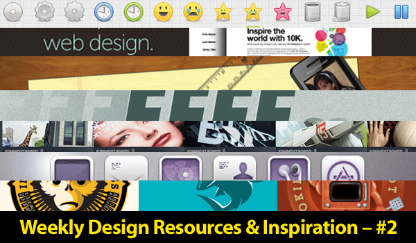 Weekly design resources and inspiration–2