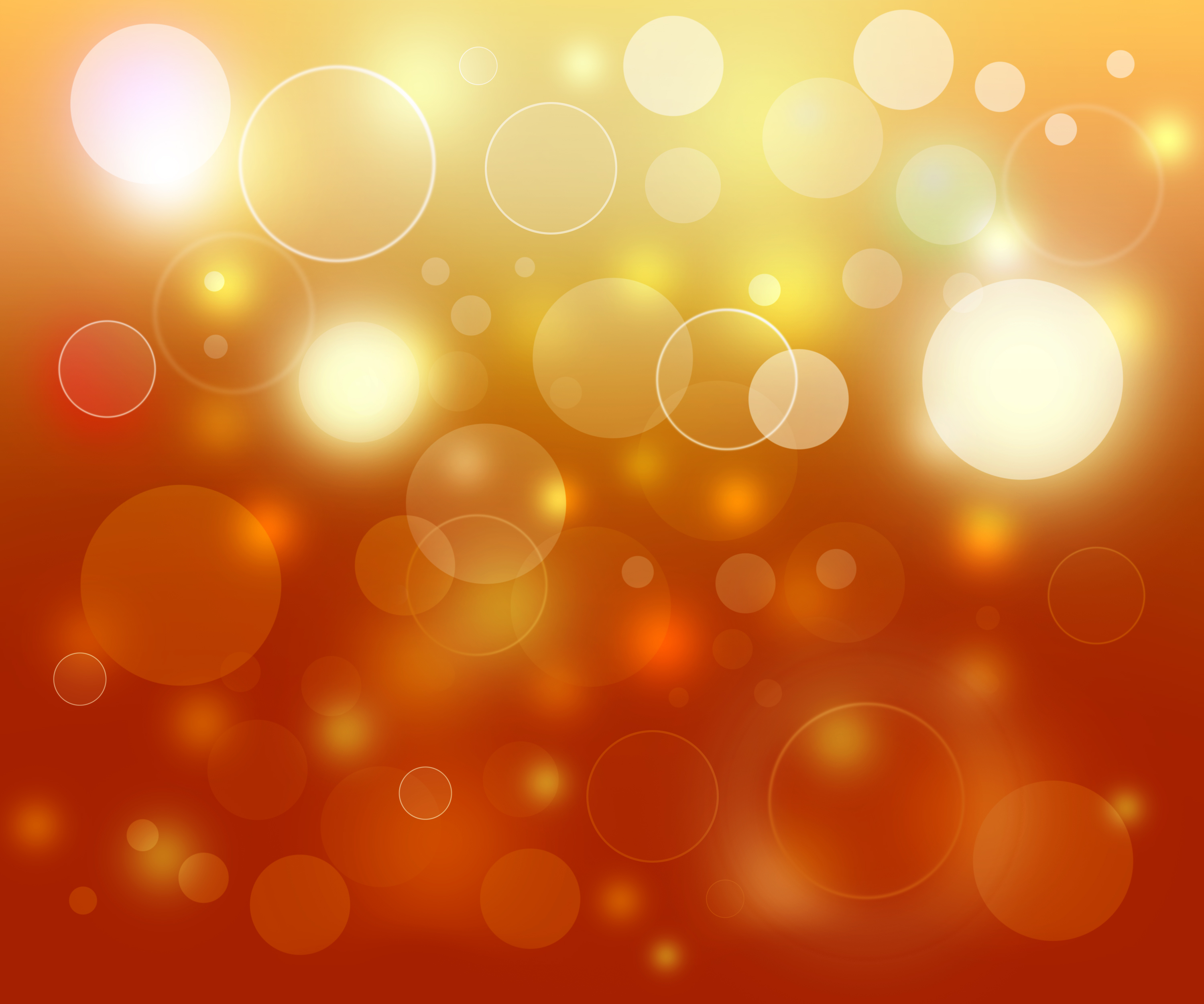 high resolution abstract bokeh background in 3 colors