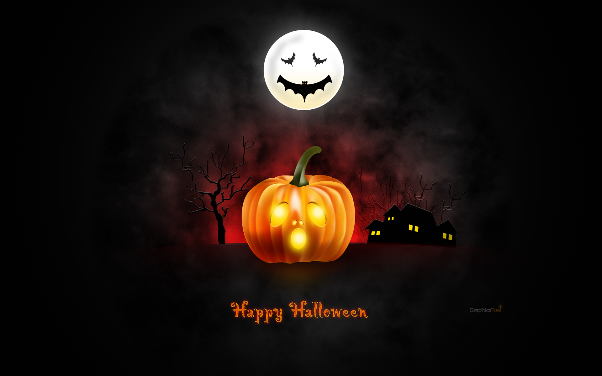 halloween wallpaper for desktop ipad iphone psd