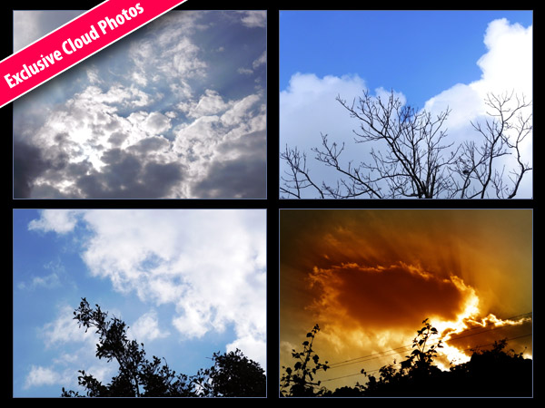 Exclusive: Free cloud photos