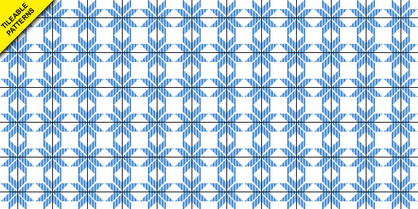 10 tileable Photoshop patterns (PAT & PNG)