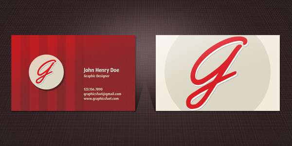 Business Card Templete