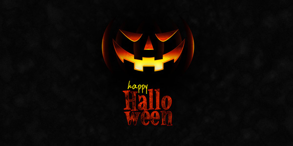 Halloween wallpaper for 2011