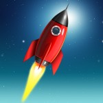 space-rocket-icon