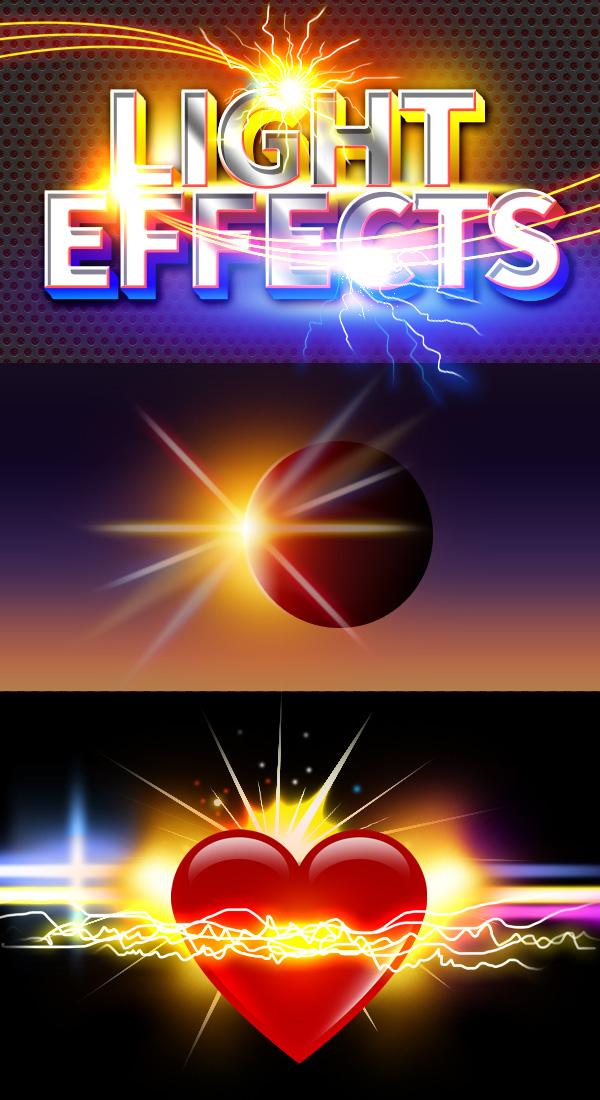 Light Effect Psd Free Download Light Effects Psd Files