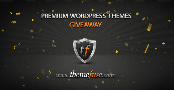 Winners Announced: 3 WordPress theme licenses from ThemeFuse
