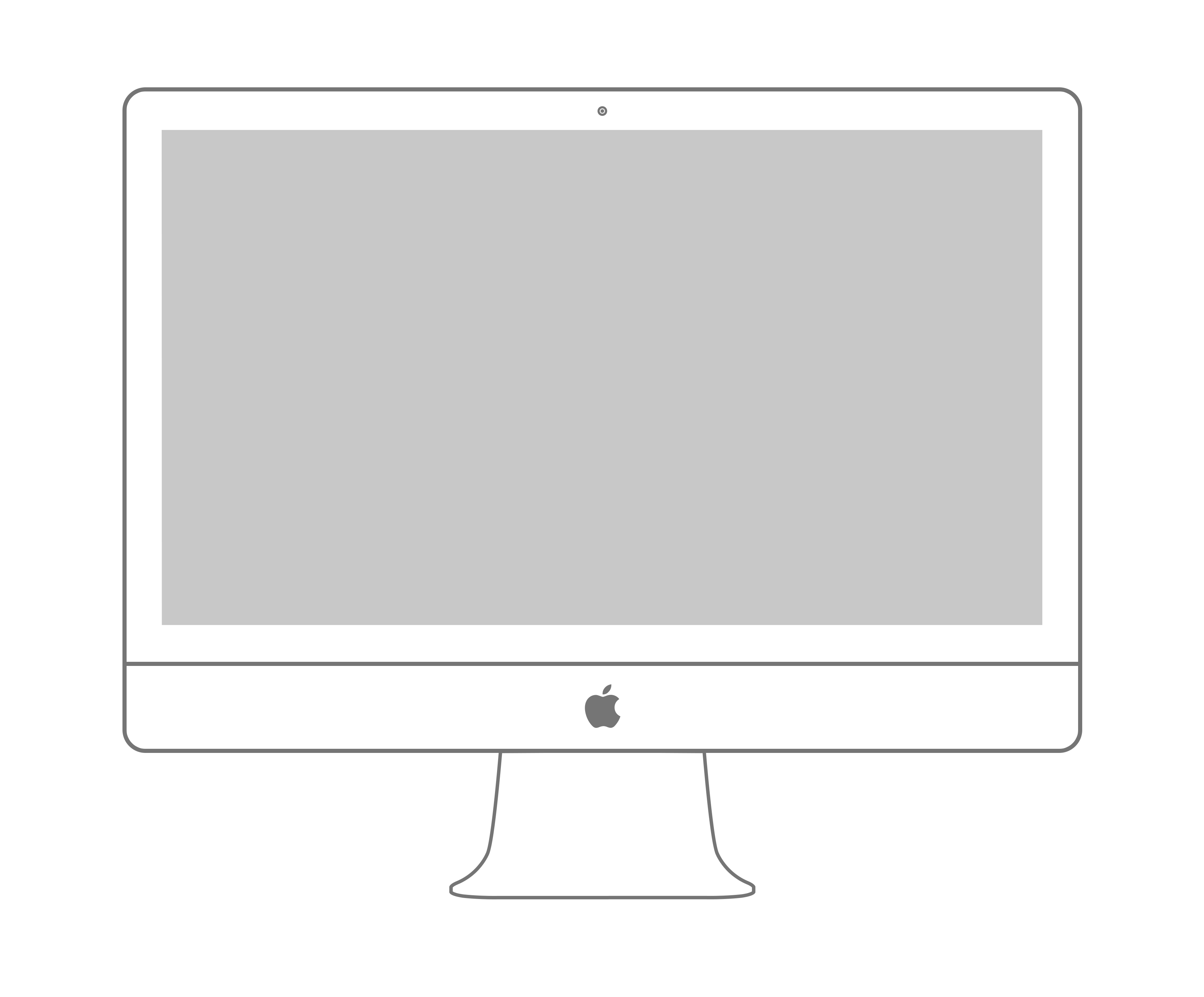 imac outline - photo #16