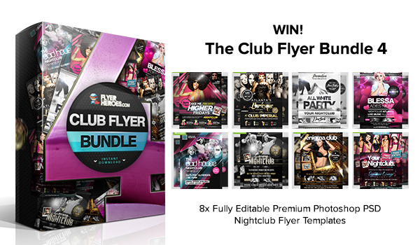 FlyerHeroes-Club-Flyer-Bundle-4