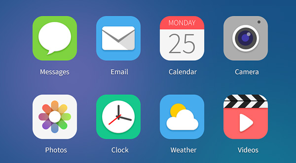 12 iOS7 Icon Concepts Vol.1 (PSD & PNG)