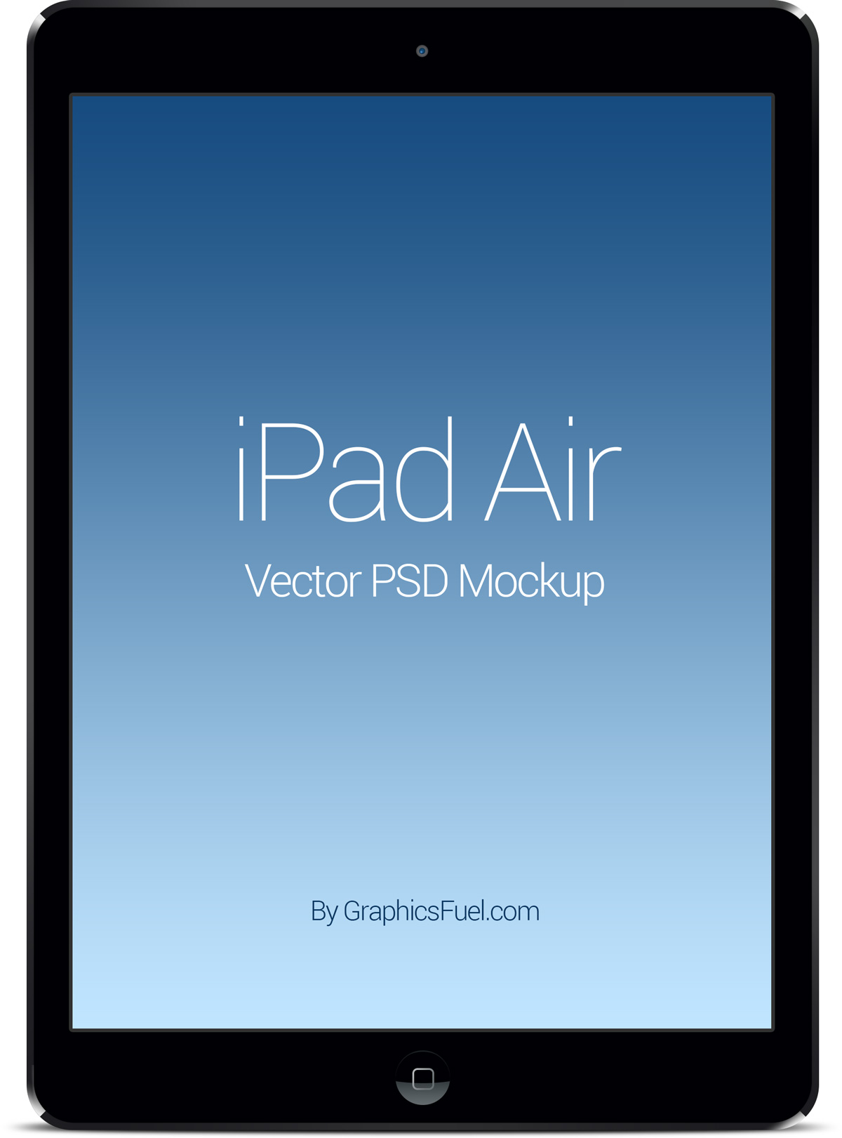 ipad air psd mockup, Powerpoint templates