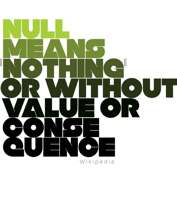 NullFreeFont03