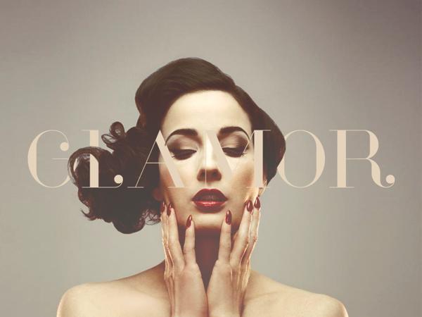 glamor-font