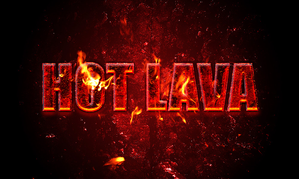 lava-text-photoshop-tutorial