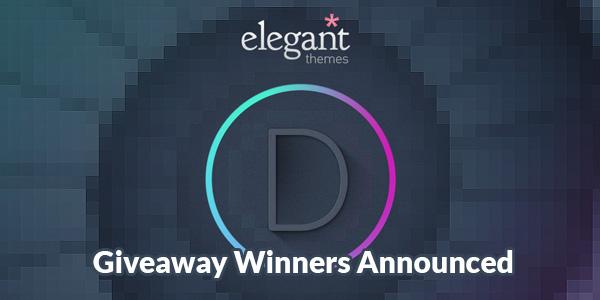elegantthemes-winners