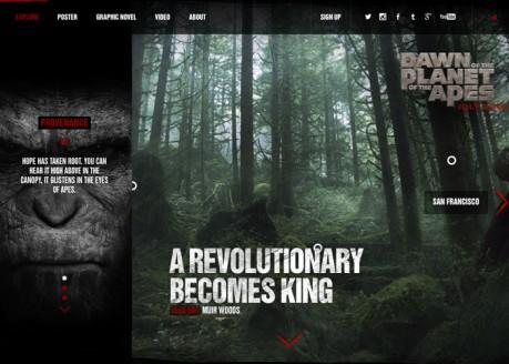 15 Amazing Examples Of Fullscreen Websites