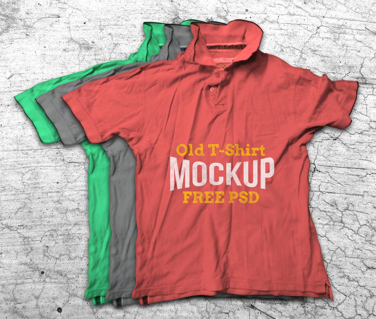 tshirt-mockup-plain
