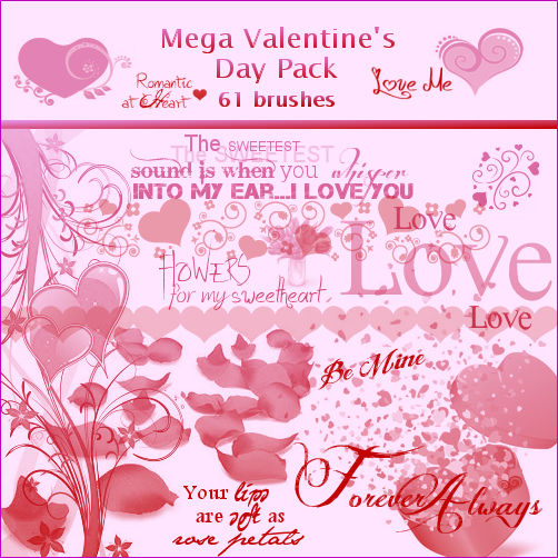 mega_valentines_day_brushes_by_illyera-d4ny865