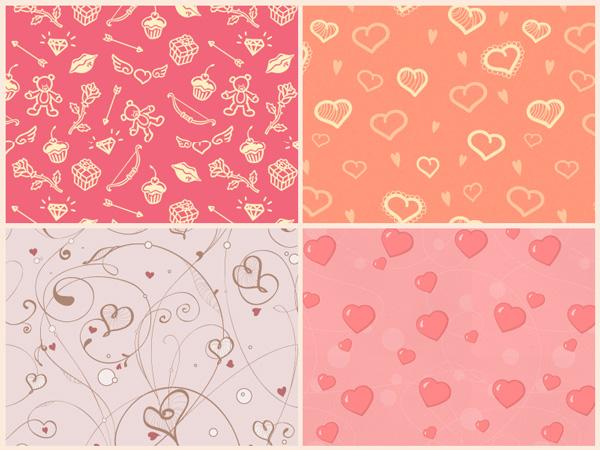 valentine-day-patterns