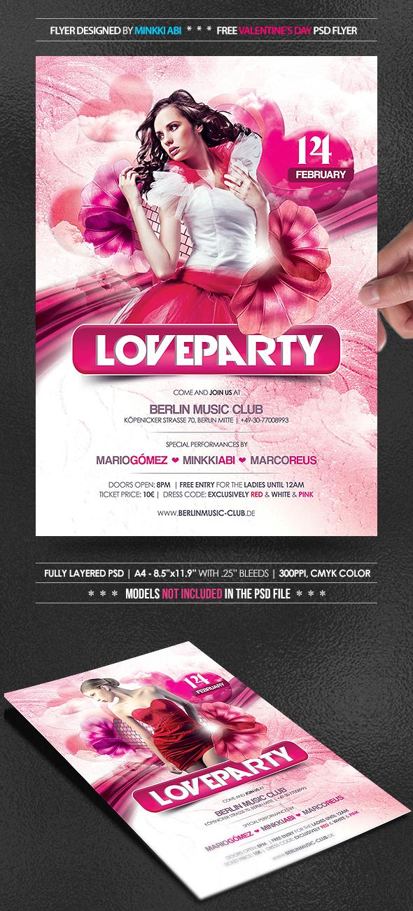 valentine-flyer-template