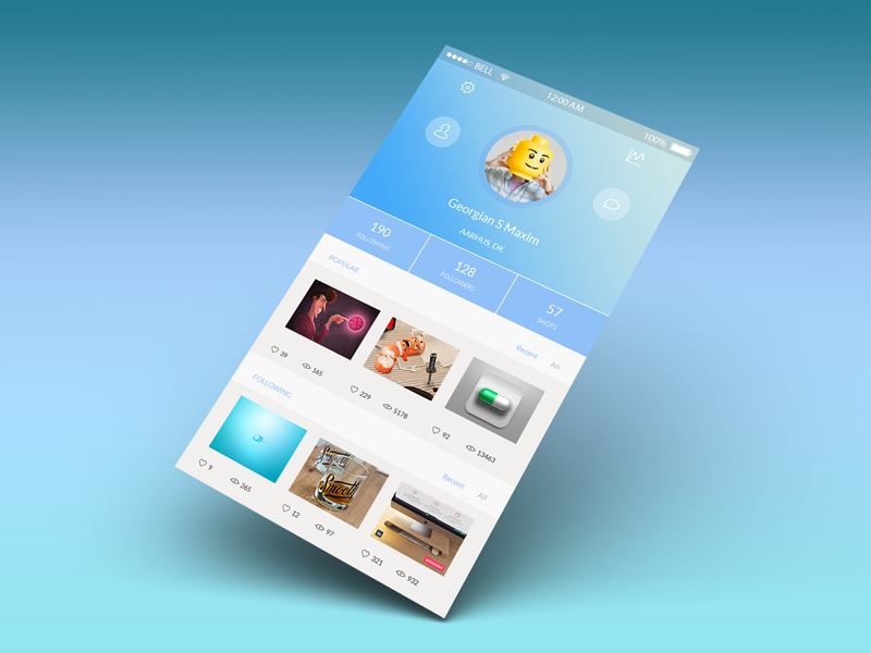 ios-app-free-psd