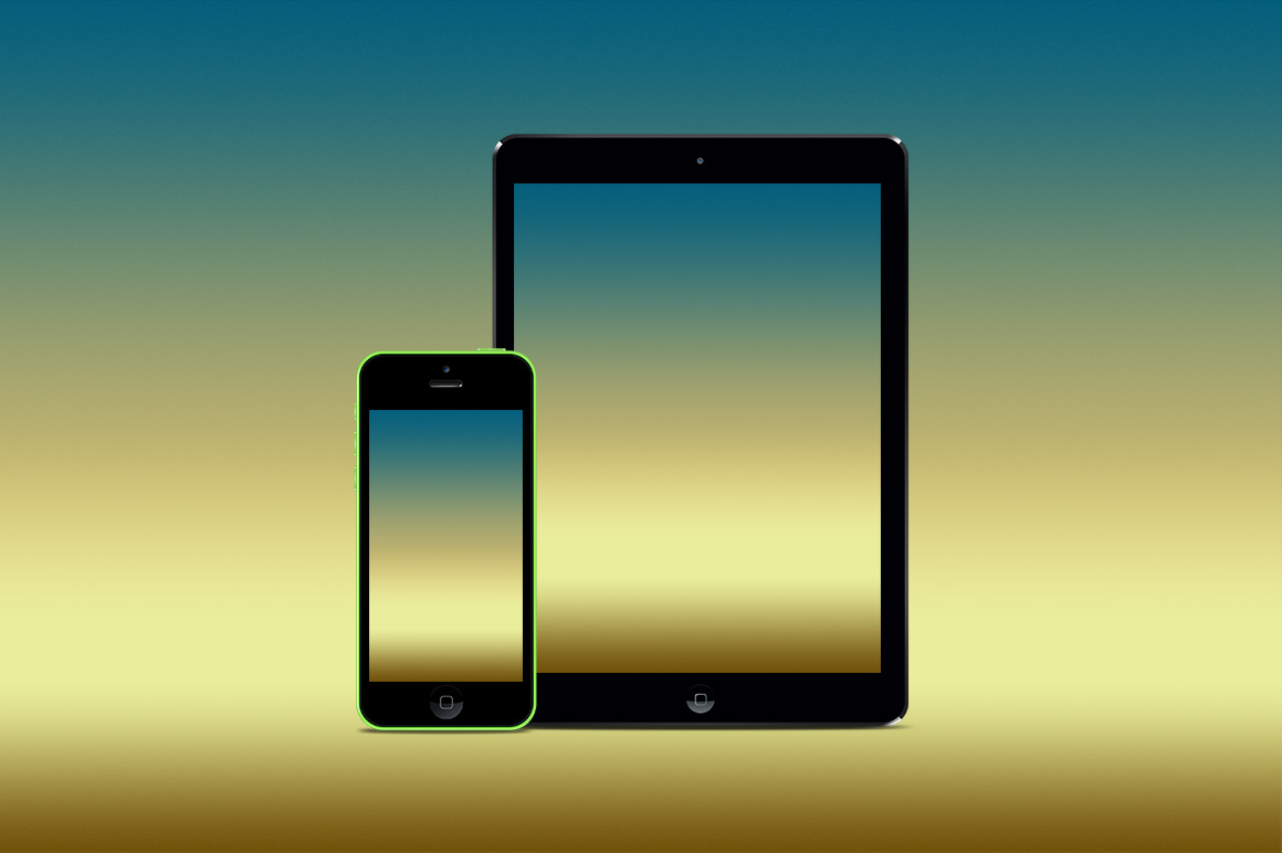Pin By Ilikewallpaper Ios Wallpaper On Ipad Wallpapers: 160 Blur & Gradient Backgrounds For IPhone & IPad
