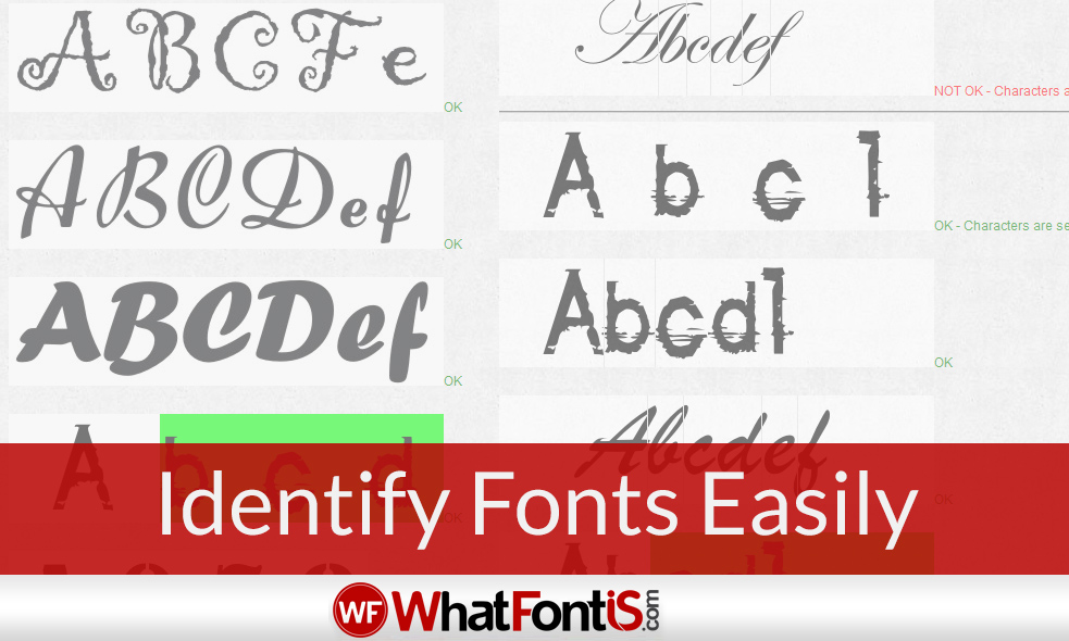 How You Can Identify Any Font In Just A Few Steps