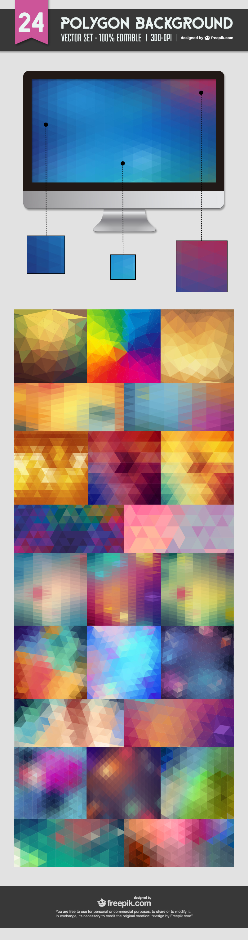 24-polygon-backgrounds-