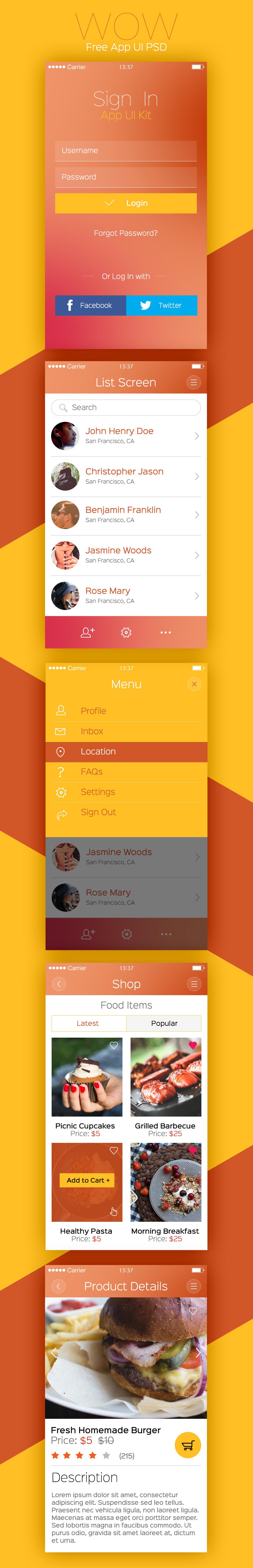 free-app-ui-psd-fullview