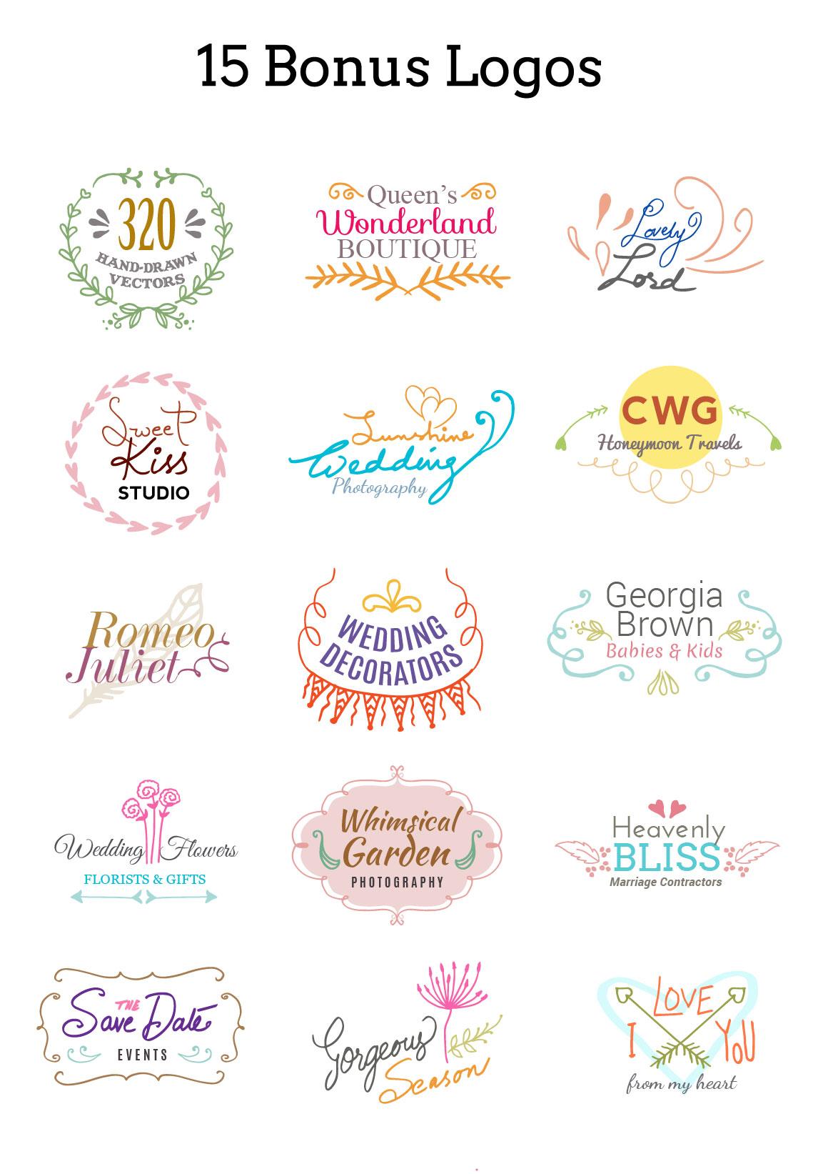 handdrawn-logos
