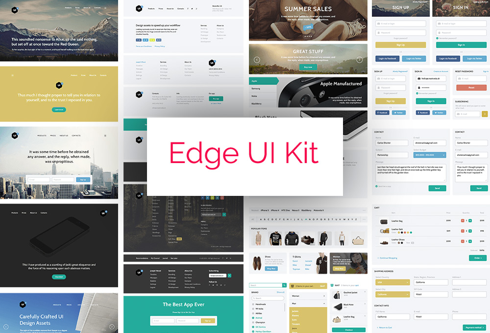 Edge UI Kit