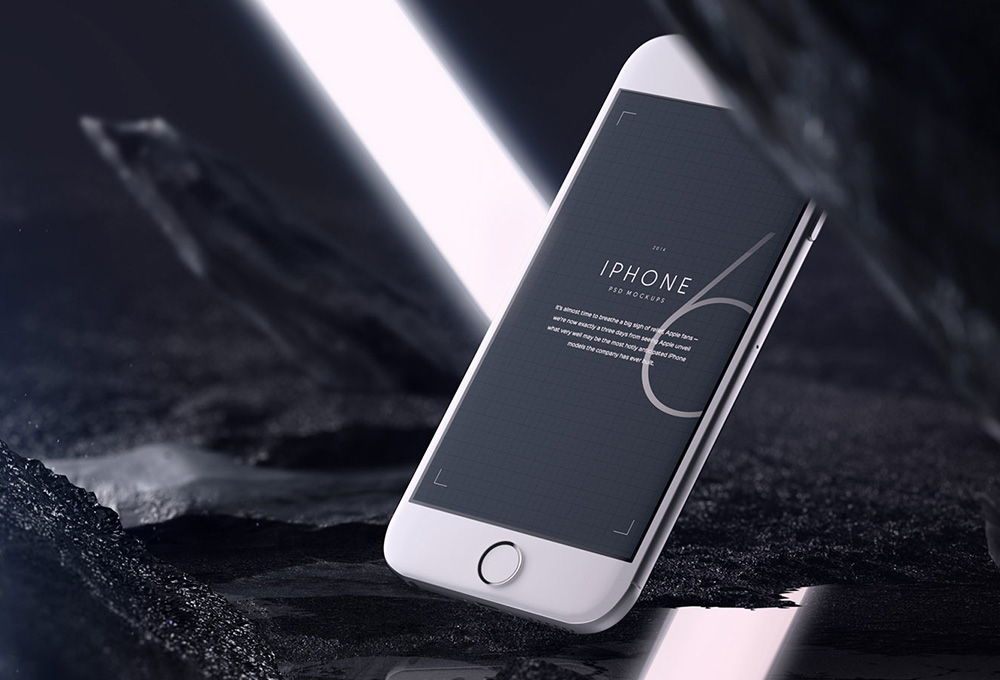 iPhone 6 Free Mockups