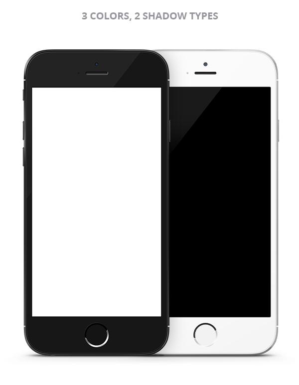iPhone 6 Mockup3