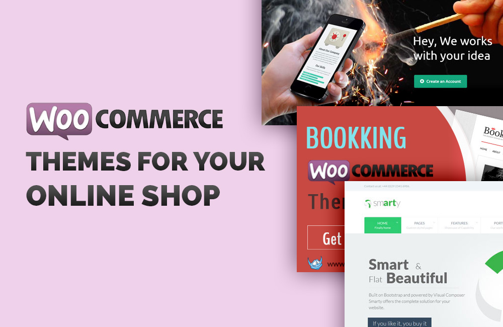 15 WooCommerce Themes Ideal For Your Online Shop
