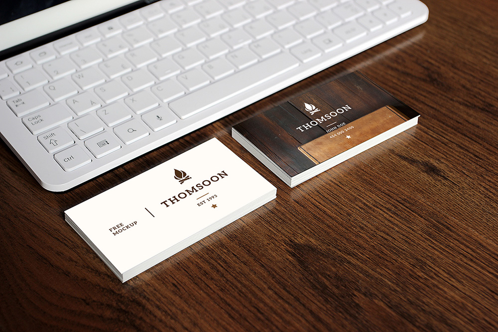 9 free business card and tablet mockups  graphicsfuel