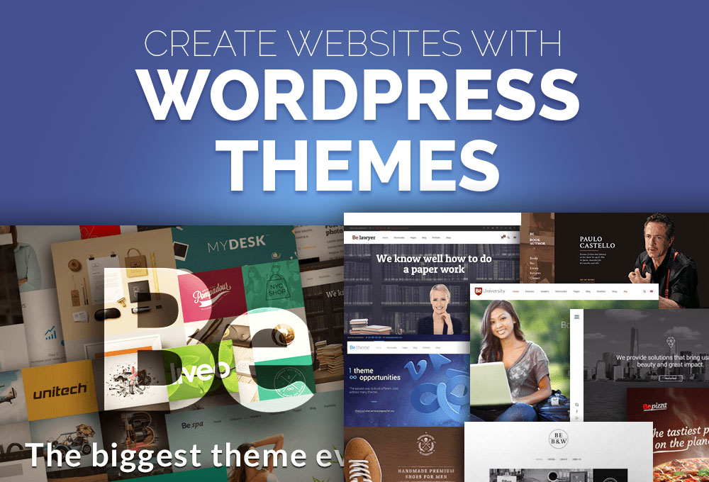 Using a WP Theme Has Become the Best and Fastest Solution for Creating Websites