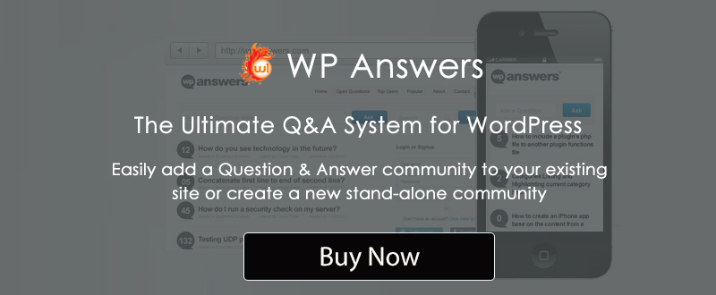 WP-Answers -WPEka