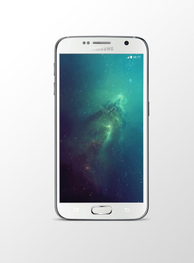 Samsung Galaxy S6 Psd Mockup Graphicsfuel