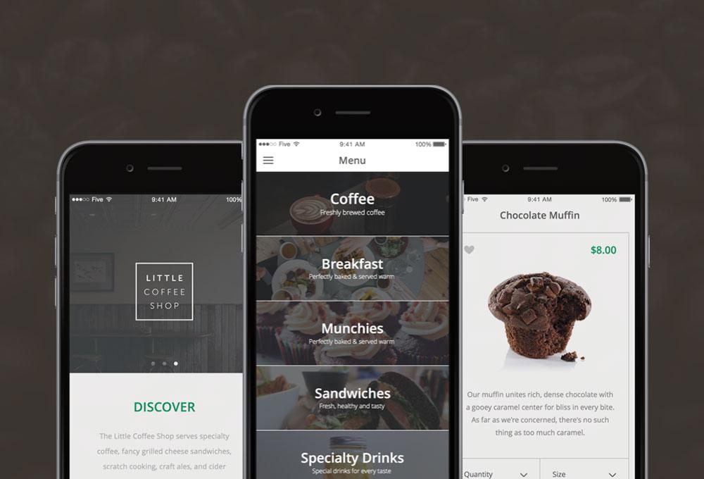 Ecommerce Mobile App UI Kit