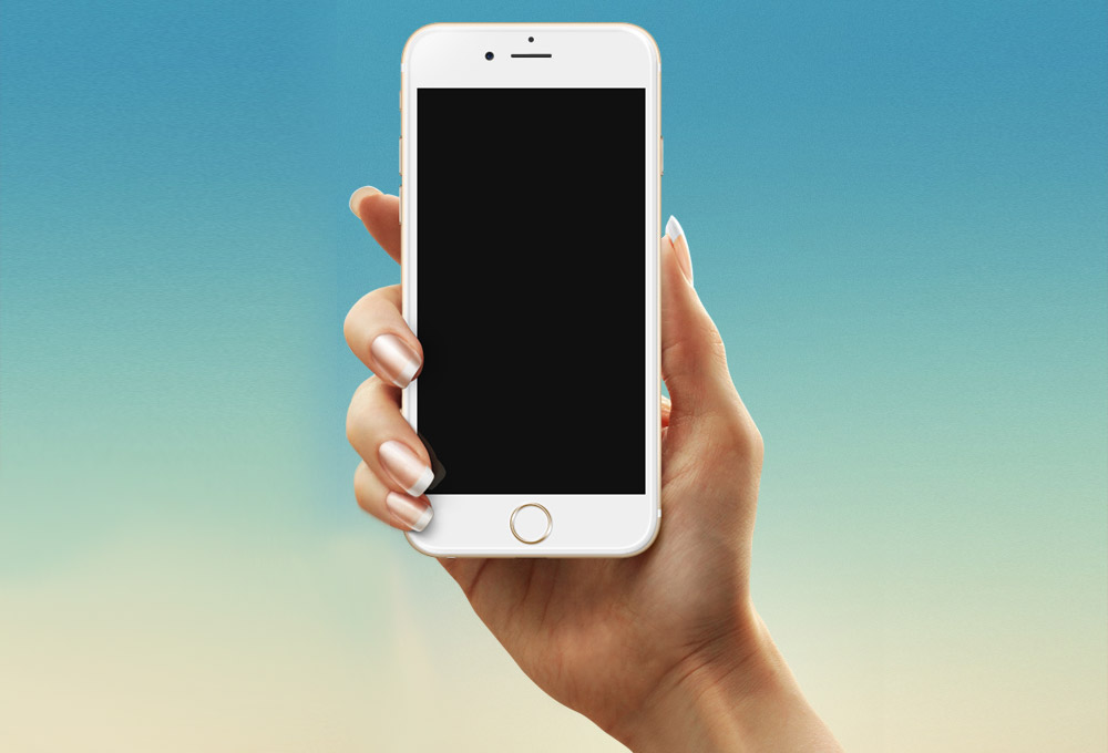 Iphone 6 And Samsung Galaxy S6 Psd Mockups