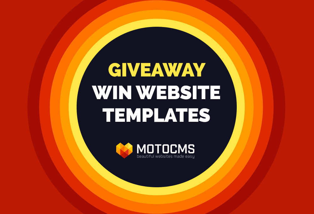 Giveaway: Win Two Website Templates From MotoCMS