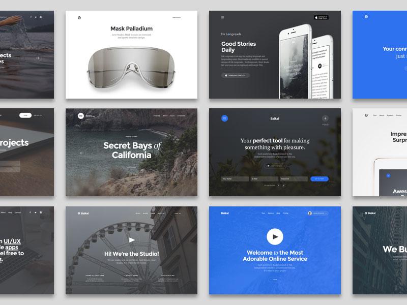 Baikal ?? Startup UI Kit