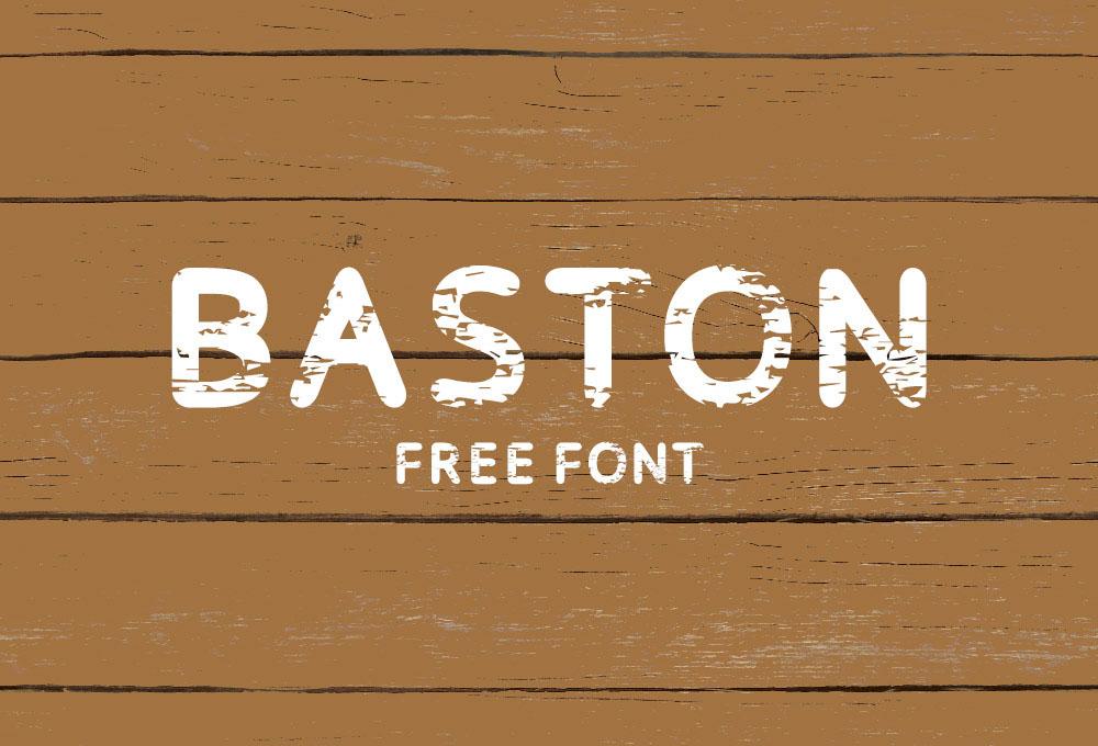 Baston: Free Font