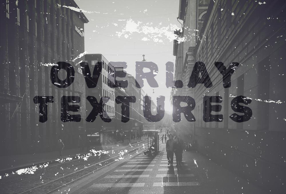 Dust & Dirt Overlay Textures Pack