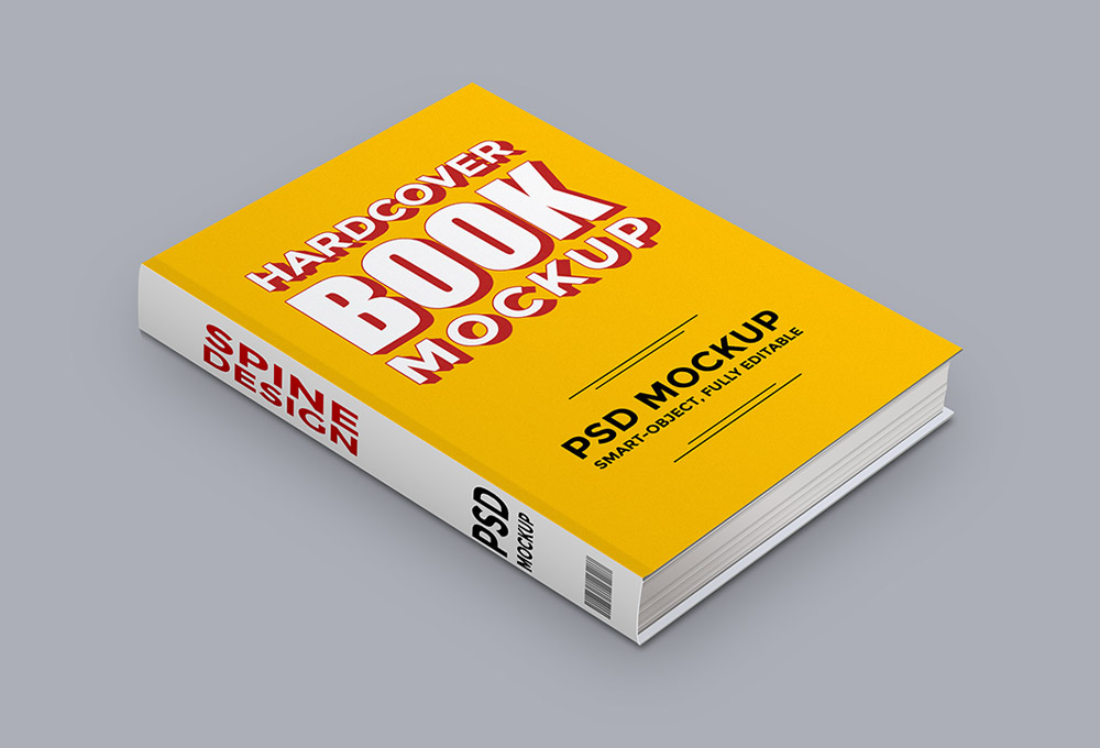 Old Book Cover Mockup : Mockup templates archives graphicsfuel