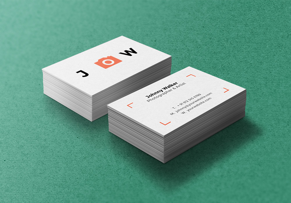 Business Cards Mockup PSD GraphicsFuel