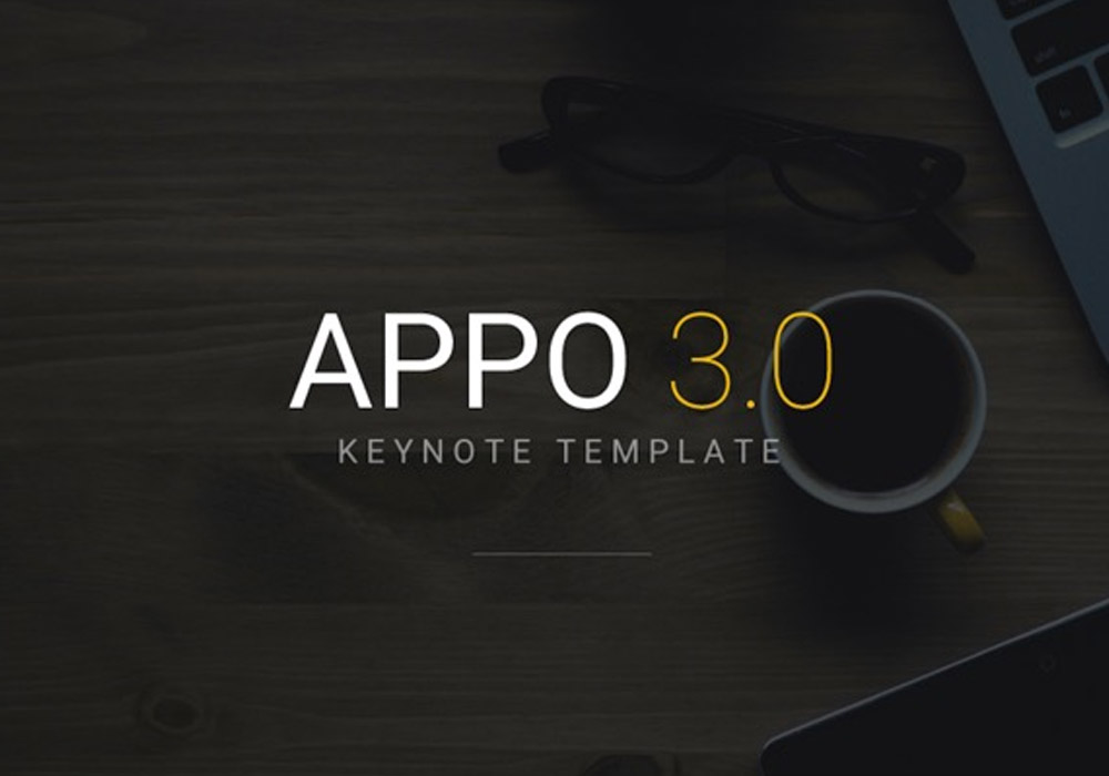 Free APPO 3.0 Keynote Template