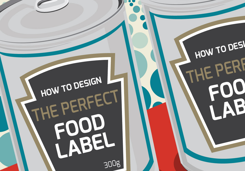 A Visual Guide to Designing the Perfect Food Label (Infographic)