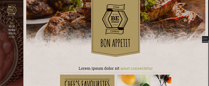 Be Kebab WP Theme
