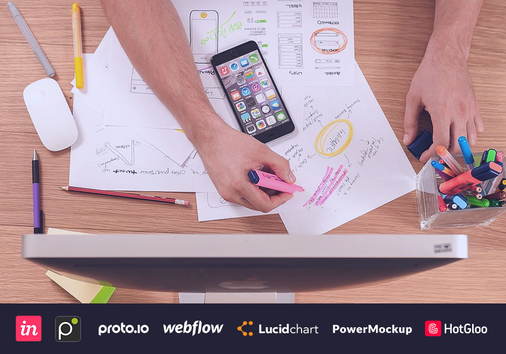 Cool Prototyping Tools You Wish You Had Heard About Earlier